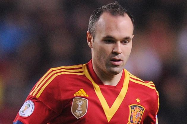Iniesta: No Doubts from Us
