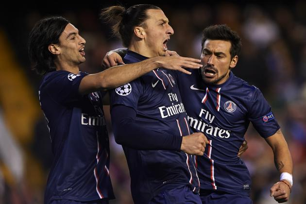 Zlatan Ibrahimovic Cleared to Face Barcelona: What It Means for PSG's Chances