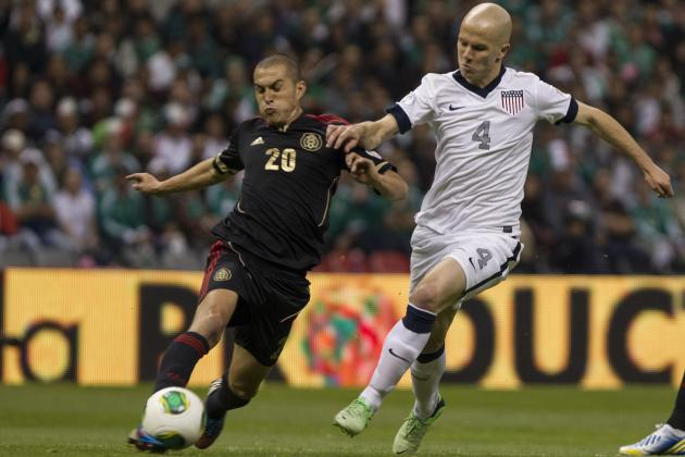USA vs. Mexico Score: Americans Grab Much-Needed Point in Vaunted Estadio Azteca
