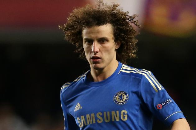 David Luiz Unfazed by Chelsea's Fixture Pile-Up