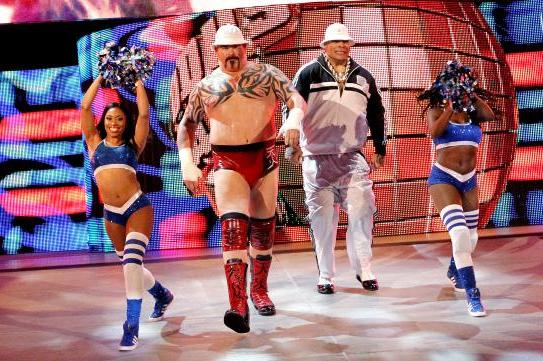 WWE Tag Teams: Brodus Clay and Tensai Now Have Official Team Name