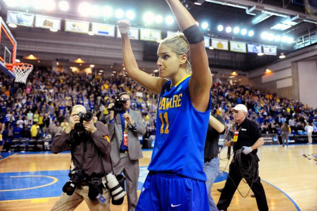 Delle Donne Makes Upstart Delaware Dangerous in Women's Tourney