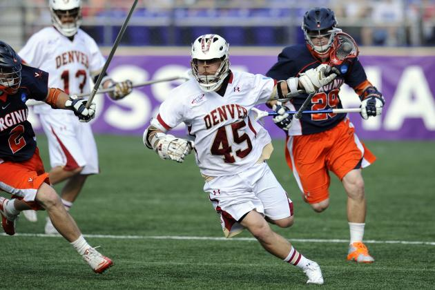 NCAA Lacrosse: No. 4 Denver Squeaks by Air Force 11-10