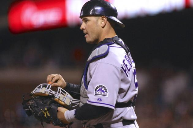 New York Yankees: Should Bombers Consider Ramon Hernandez for Starting Catcher?