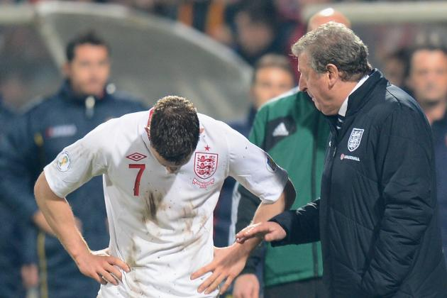 England World Cup Bid Suffering from Lack of Depth, Says Danny Mills