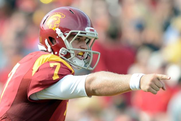 Matt Barkley's USC Pro Day Performance Won't Squash Durability Concerns