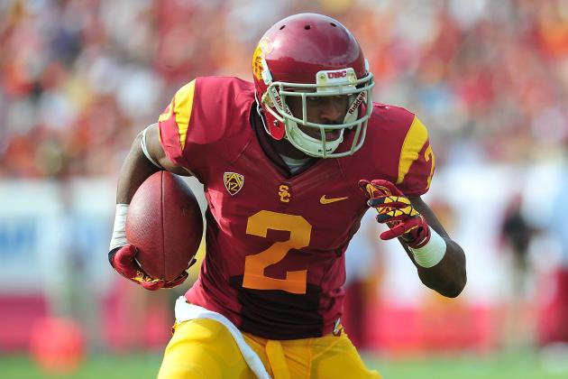 Robert Woods Needs Strong Pro Day to Cement First-Round Value