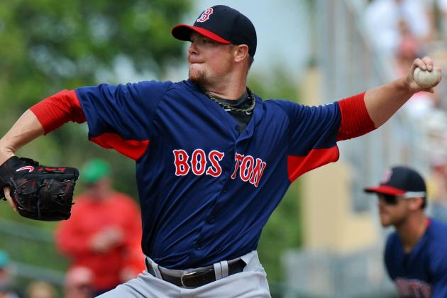Jon Lester Named Sox Opening Day Starter