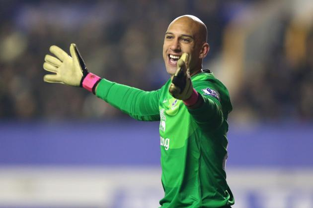 Everton FC: Is It Time for the Toffees to Move Forward Without Tim Howard?