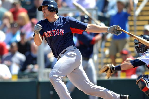 Red Sox Demote Ryan Lavarnway, Pair of Pitchers
