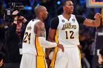 Kobe: Dwight Needs More Shots