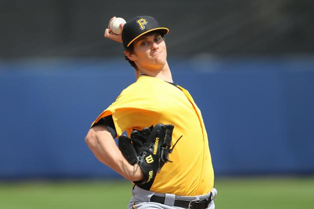 Pirates Name Lefty Locke Fifth Starter