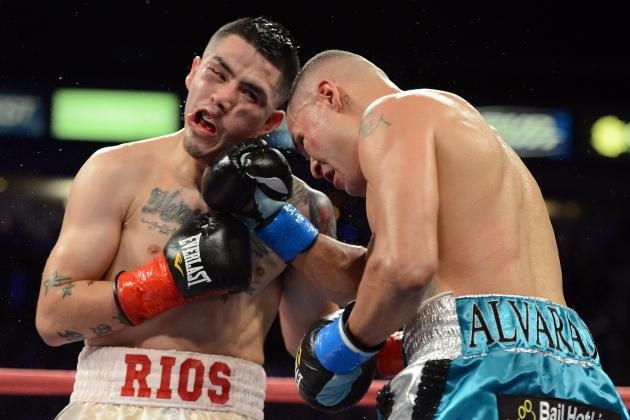 The New Gatti vs. Ward? Brandon Rios and Mike Alvarado Ready to Do It Again
