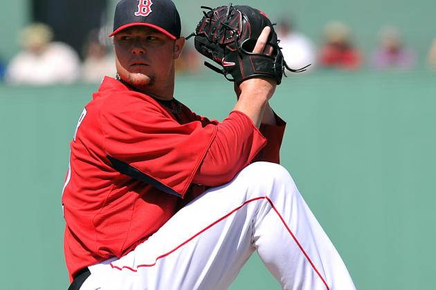 Jon Lester Tabbed as Opening Day Starter