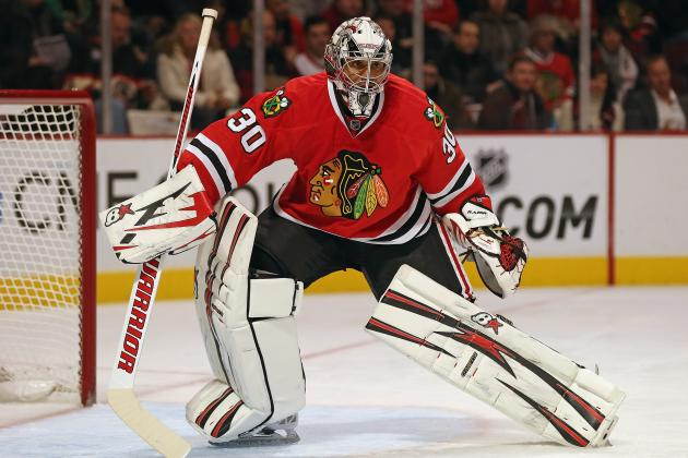 Chicago Blackhawks: Despite Record, Ray Emery Is Still the Backup Goalie
