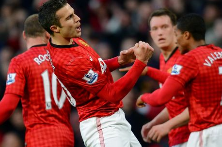 RVP: Man Utd Would Be My Last Club