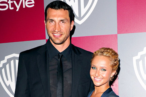 Heavyweight Boxer Wladimir Klitschko Is Marrying Actress Hayden Panettiere