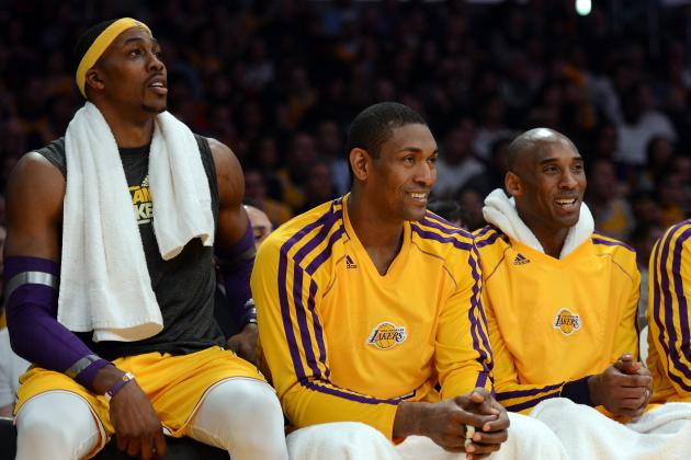 Metta World Peace's Knee Injury Proves LA Lakers Will Never Be Fully Healthy