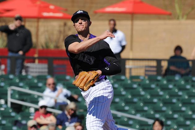 Rockies' Troy Tulowitzki Ready to Go All out for Regular Season