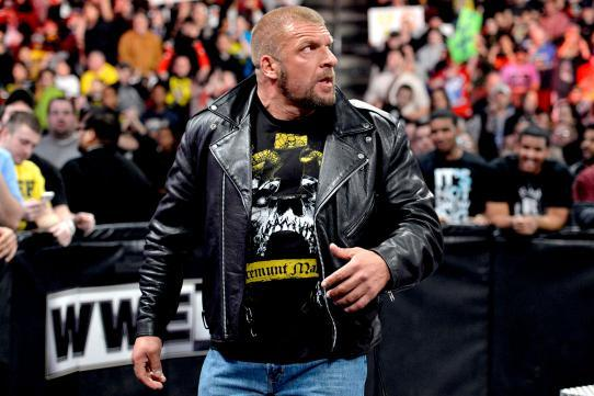 Triple H vs. Brock Lesnar. Worst. Stipulation. Ever.