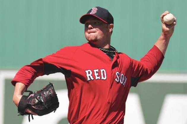 Boston Red Sox Name Jon Lester Opening Day Starter