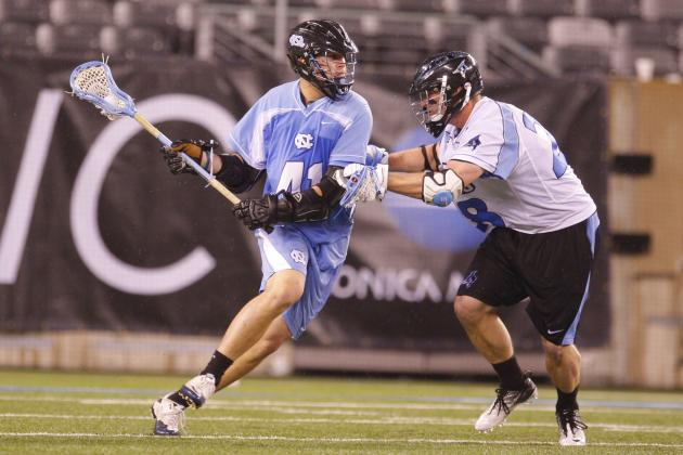 NCAA Lacrosse: No. 6 UNC Hosts No. 20 Brown Wednesday Night