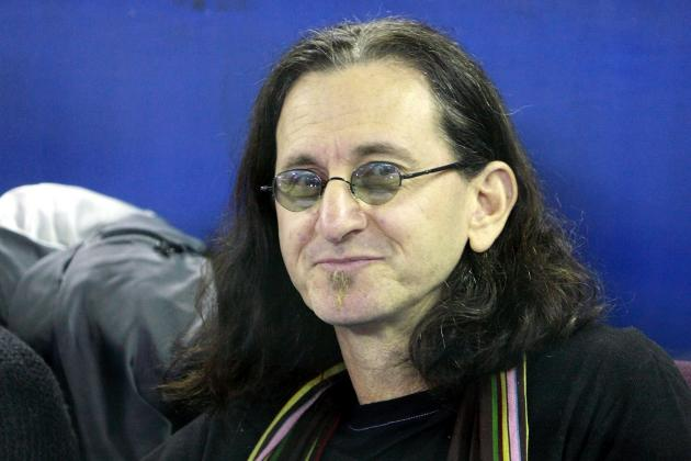 Geddy Lee to Throw out the First Pitch at the Blue Jays' Opener