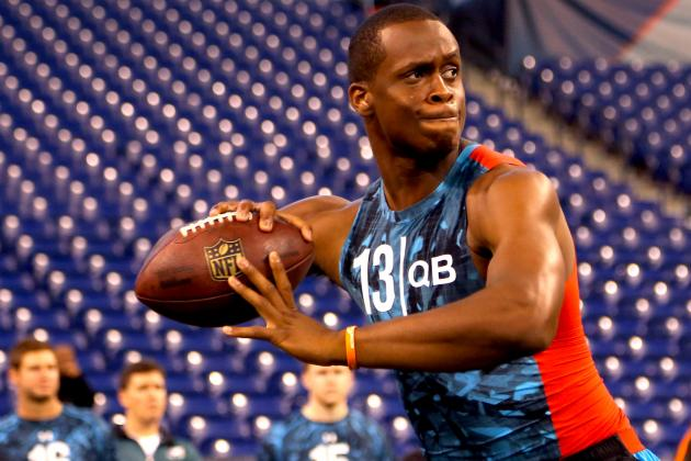 Kansas City Chiefs Scouts 'Fascinated' by Geno Smith; Will He Come to KC?