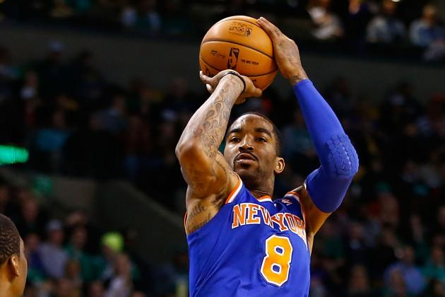 Video: J.R. Smith Drains Buzzer-Beating 30 Footer