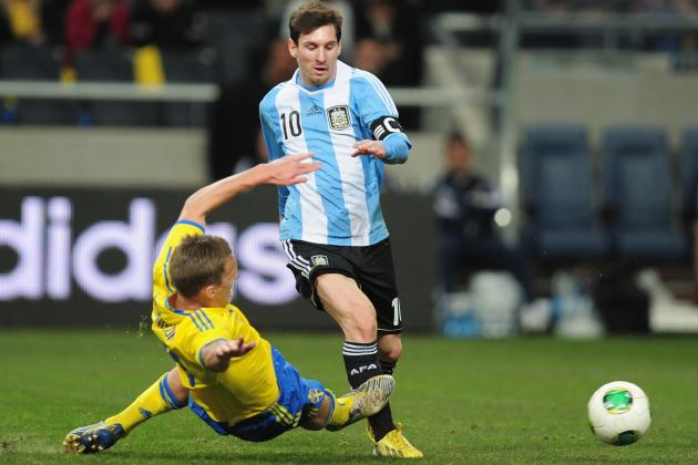 World Cup Qualifying at Altitude: Why Messi & Others Are Feeling the Strain