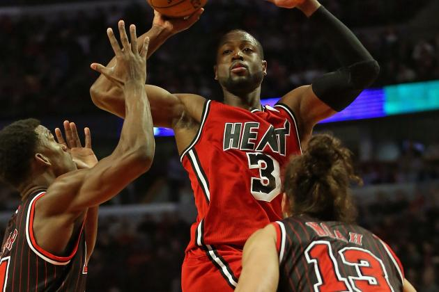 Dwyane Wade Says Hometown of Chicago Didn't Embrace Him