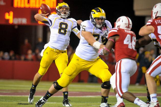 Michigan Backup QB Russell Bellomy Regaining Confidence