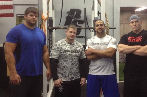 Raiders' Left Tackle Jared Veldheer Has Become a Shredded Monstrosity of a Man