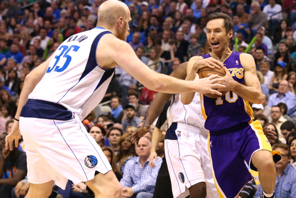 Can Dallas Mavericks Steal the No. 8 Seed from the L.A. Lakers?