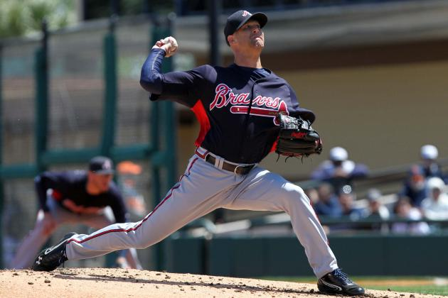 Braves Notes: Hudson Tunes Up, Laird Returns to Lineup