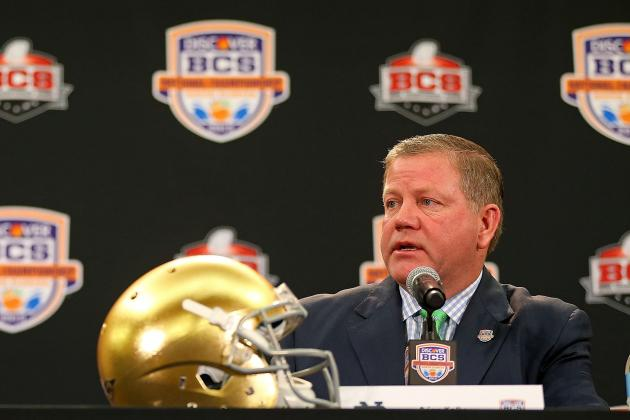 Notre Dame Football: Kelly 'Never Surprised' by Transfers