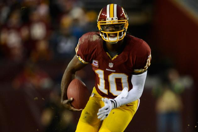 RG III: Goal Is to Return Week 1 If Healthy
