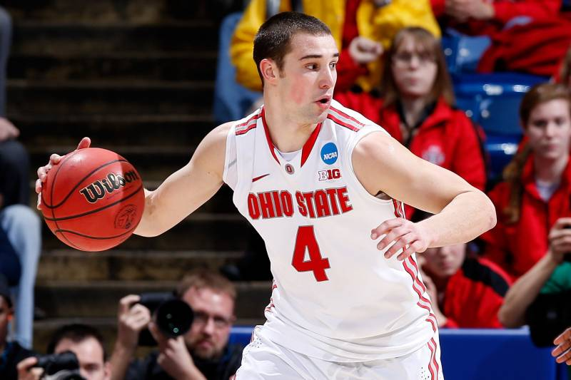 Ohio state basketball players to watch in sweet 16 matchup vs dayton oh march 24 aaron craft 4 of the ohio state buckeyes publicscrutiny Images