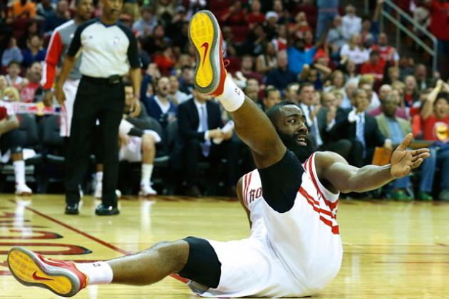 Will Rockets' Reliance on James Harden Come Back to Burn Houston?
