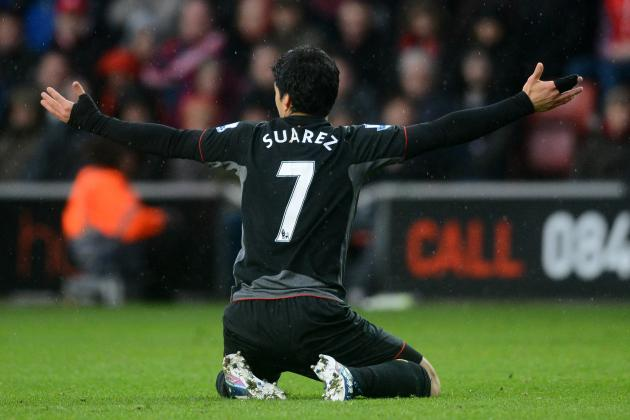 Liverpool Transfer Rumors: Latest Buzz on Luis Suarez, Tom Ince and More