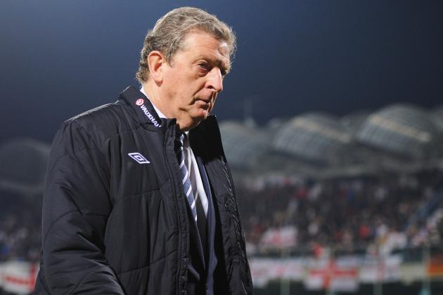 England: Roy Hodgson and Team Lack Killer Instinct for Pressure Games