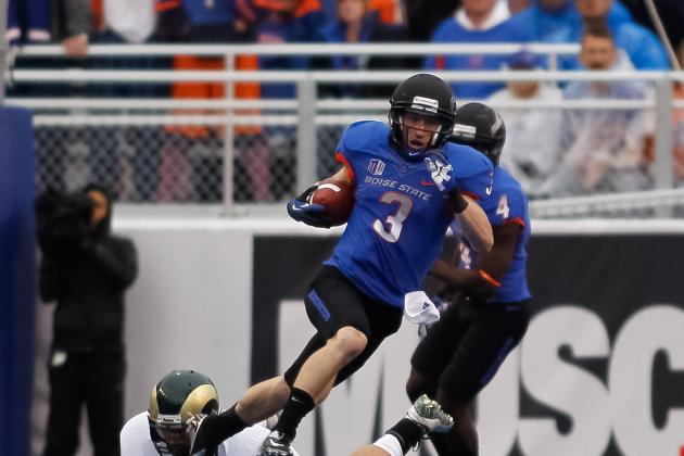 Boise State Football Adds Games Against Louisiana (Lafayette)
