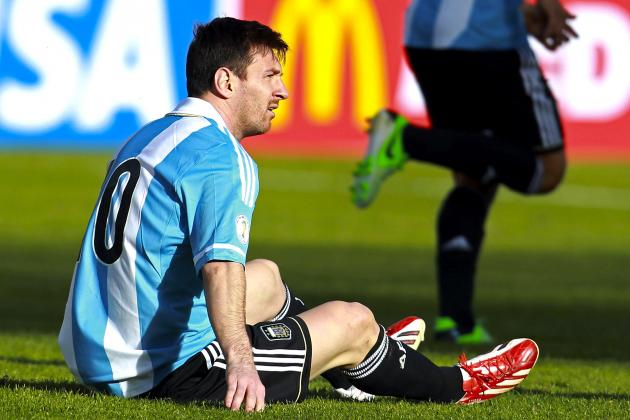 Bolivia vs. Argentina: Grading Lionel Messi's Performance