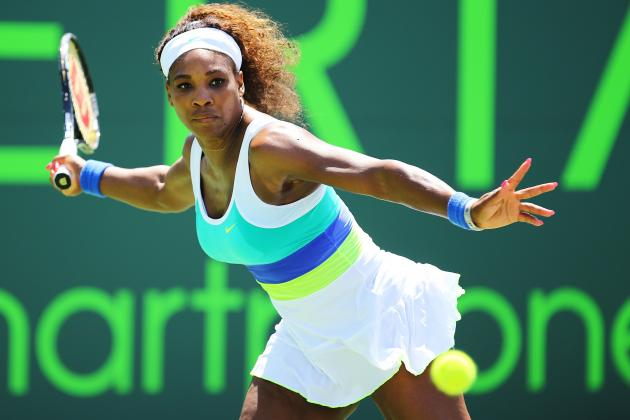 Garber: Can't accuse Serena of not fighting