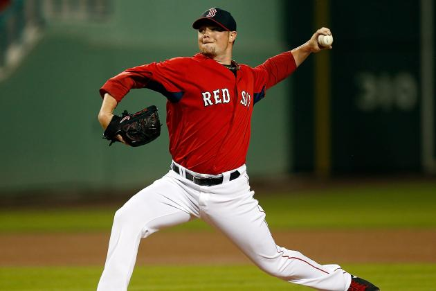 Red Sox Name Jon Lester as Opening Day Starter