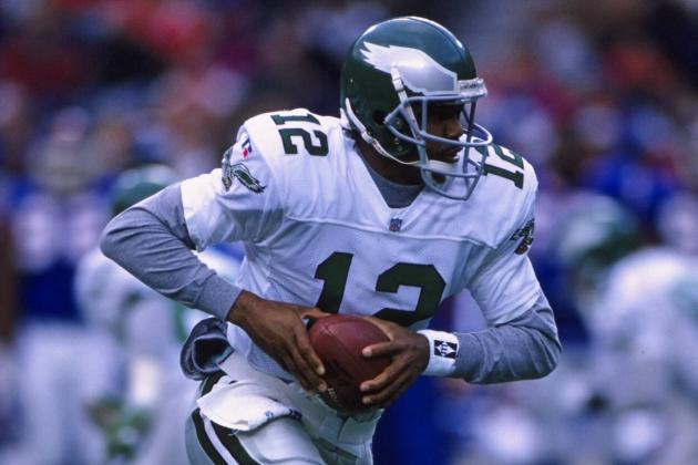 Randall Cunningham Wouldn't Have Wanted to Run the Read-Option