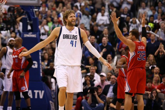 Dirk: 'It's a Good Time to Play Your Best Basketball'