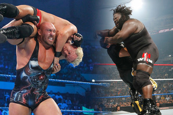 Ryback Must Defeat Mark Henry at WrestleMania 29