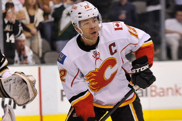 How Does Jarome Iginla's Next Contract Impact His Value at NHL Trade Deadline?