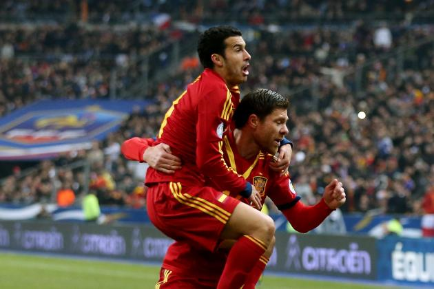 WCQ: Why Spain Can't Be Confident Despite Crucial 1-0 Win vs. France